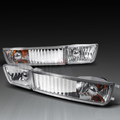 VW Golf 1993-1998 Clear OEM Style Fog Lights