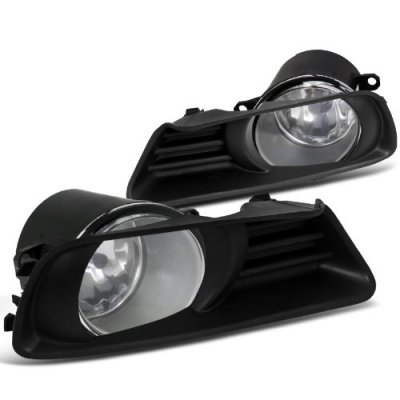 2008 Toyota Camry Clear OEM Style Fog Lights Kit