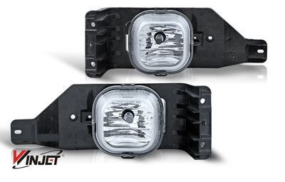 Ford F250 2005-2007 Clear OEM Style Fog Lights