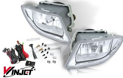 Honda Odyssey 1999-2001 Clear OEM Style Fog Lights Kit