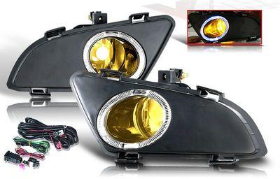 Mazda 6 2003-2005 Yellow Halo OEM Style Fog Lights Kit