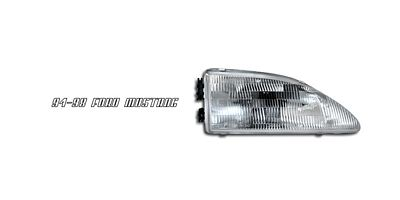 Ford Mustang 1994-1998 Right Passenger Side Replacement Headlight
