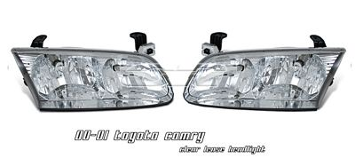 Toyota Camry 2000 2001 Oem Replacement Headlights