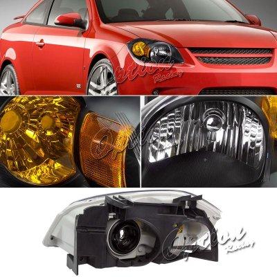 how to change a headlight on a 2005 pontiac pursuit