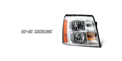 Cadillac Escalade 2002 Right Passenger Side Replacement Headlight