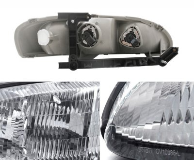 Chevy Lumina 1995 2001 Replacement Headlights