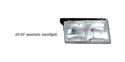 Cadillac Eldorado 1992-2002 Right Passenger Side Replacement Headlight
