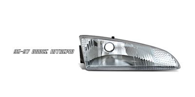 Dodge Intrepid 1995-1997 Right Passenger Side Replacement Headlight