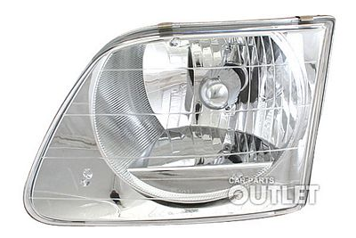 Ford Expedition 1997-2002 Left Driver Side Replacement Headlight
