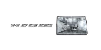 Jeep Grand Cherokee 1996-1998 Right Passenger Side Replacement Headlight