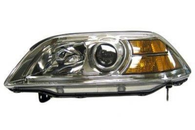 Acura MDX Left Driver Side Replacement Headlight - 2004 acura mdx headlights