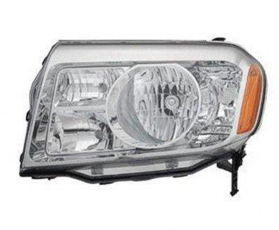 Honda Pilot 2009-2011 Left Driver Side Replacement Headlight