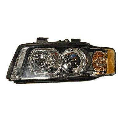 Audi A4 2002-2005 Left Driver Side Replacement Headlight