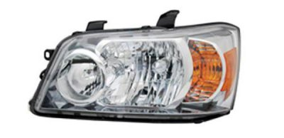 Toyota Highlander 2007 Left Driver Side Replacement Headlight