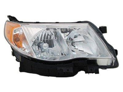 Subaru Forester 2009 2017 Right Penger Side Replacement Headlight A128n4fr104 Topgearautosport