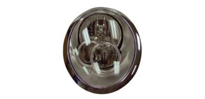Mini Cooper 2005-2008 Left Driver Side Replacement Headlight