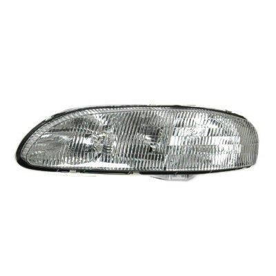 Chevy Monte Carlo 1995-1999 Left Driver Side Replacement Headlight