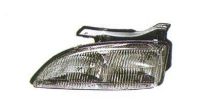 Chevy Cavalier 1995-1999 Left Driver Side Replacement Headlight
