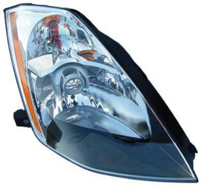 Nissan 350Z 2003-2005 Right Passenger Side Replacement Headlight