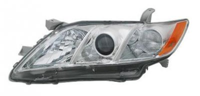 2008 Toyota Camry Left Driver Side Replacement Headlight