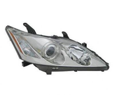 Lexus Es350 2007 2009 Right Passenger Side Replacement Headlight