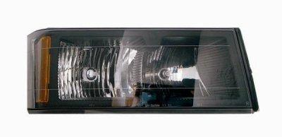 GMC Canyon 2004-2011 Right Passenger Side Replacement Headlight | A128LDCR104 - TopGearAutosport