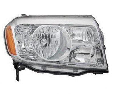 Honda Pilot 2009-2011 Right Passenger Side Replacement Headlight