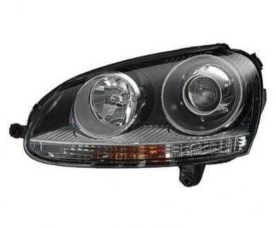 2007 VW GTI Left Driver Side Replacement Headlight