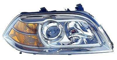 Acura MDX Right Passenger Side Replacement Headlight - 2004 acura mdx headlights