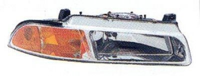 Dodge Stratus 1997-2000 Right Passenger Side Replacement Headlight