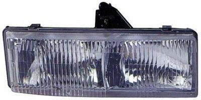 Chevy Astro 1995-2005 Right Passenger Side Replacement Headlight
