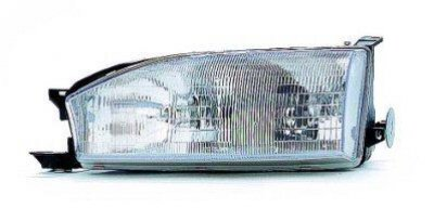 Toyota Camry 1992 1994 Left Driver Side Replacement Headlight