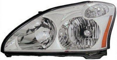 Lexus RX330 2004-2006 Left Driver Side Replacement Headlight