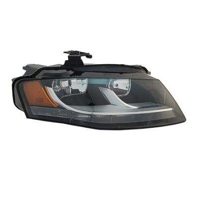 Audi A4 2009 2011 Right Passenger Side Replacement Headlight