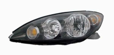 toyota camry se 2005 2006 left driver side replacement headlight a128xc8d10. Black Bedroom Furniture Sets. Home Design Ideas
