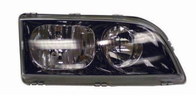 Volvo S40 2000 2002 Right Passenger Side Replacement Headlight