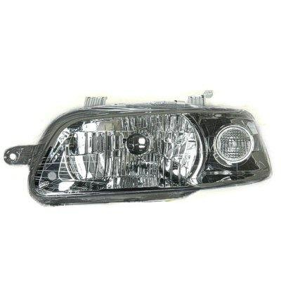Chevy Aveo 2004 2008 Left Driver Side Replacement Headlight