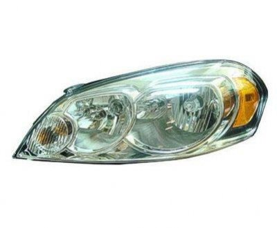 Chevy Impala 2006-2011 Left Driver Side Replacement Headlight