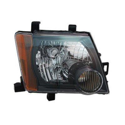 Nissan Xterra 2009-2011 Right Passenger Side Replacement Headlight