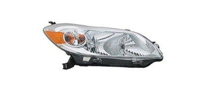 Toyota Matrix 2009-2011 Right Passenger Side Replacement Headlight
