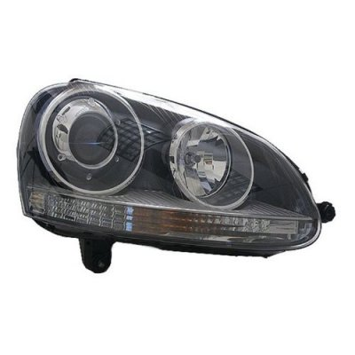 2007 VW GTI Right Passenger Side Replacement Headlight