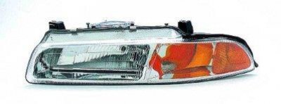 Dodge Stratus 1995-1996 Left Driver Side Replacement Headlight
