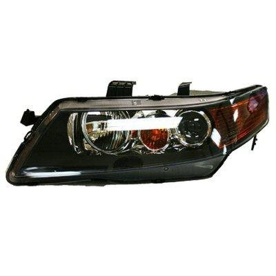 Acura TSX 2004-2005 Left Driver Side Replacement Headlight