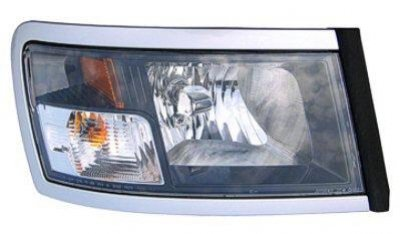 2008 Dodge Dakota Left Driver Side Replacement Headlight