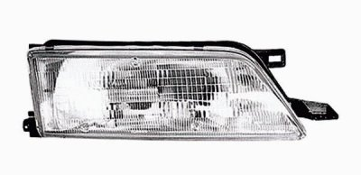 Nissan Maxima 1995 1996 Right Penger Side Replacement Headlight