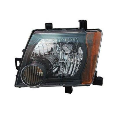 Nissan Xterra 2009-2011 Left Driver Side Replacement Headlight