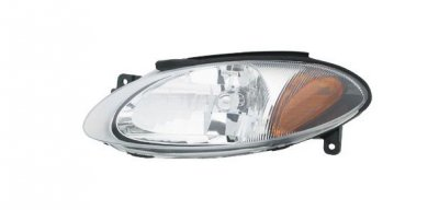 Ford Escort ZX2 1998-2003 Left Driver Side Replacement Headlight