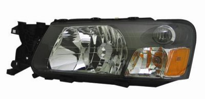 Subaru Forester 2005 Left Driver Side Replacement Headlight