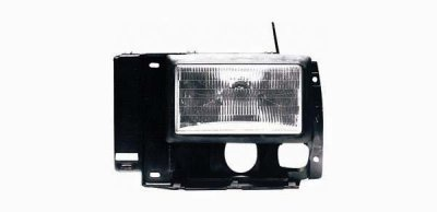 Ford Explorer 1991-1994 Left Driver Side Replacement Headlight