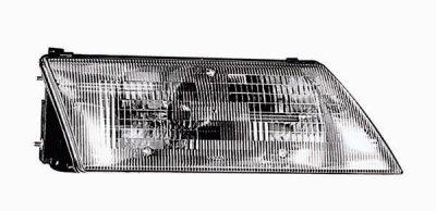 Nissan 200SX 1995-1997 Right Passenger Side Replacement Headlight